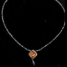 Michal Negrin Charming History Necklace