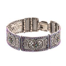 Michal Negrin Mumbai Silver 925 Bracelet