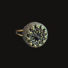 Michal Negrin Swing Song Ring