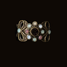 Michal Negrin Tutti Frutti Adjustable Ring