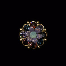 Michal Negrin Flower Power Ring