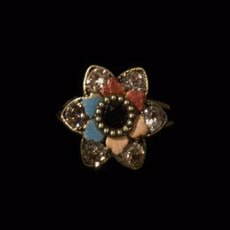 Michal Negrin Star Ring