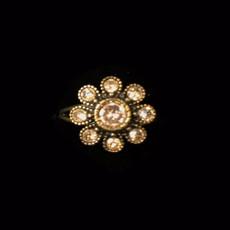 Michal Negrin Golden Hour Ring