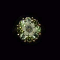 Michal Negrin Garden Entrance Ring