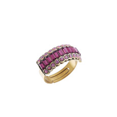 Michal Negrin Columbus Ring