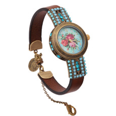 Michal Negrin Jeri Jeweled Watch