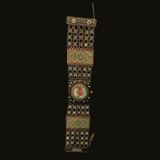 Michal Negrin Modern Bracelet Crystal Watch