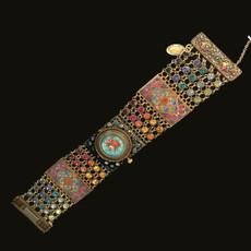 Michal Negrin Modern Bracelet Swarovski Crystal Watch