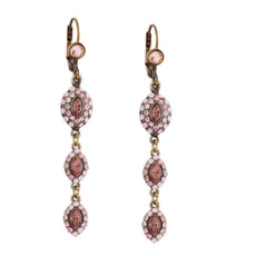 Michal Negrin Leah Must Have Swarovski Crystals Earrings
