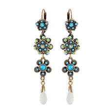 Michal Negrin May French Wire Earrings