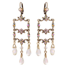 Michal Negrin Sif Crystal Earrings