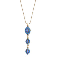 Michal Negrin Aida Swarovski Crystals Necklace