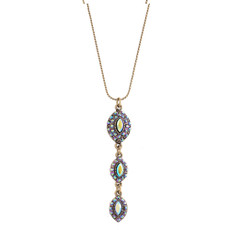 Michal Negrin Aida Delicate Romantic Necklace