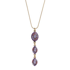 Michal Negrin Aida Sparkling Necklace
