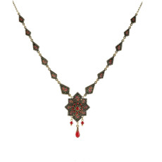 Michal Negrin Be Mine Necklace