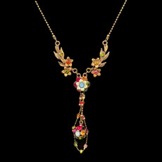 Michal Negrin Disco Ball Necklace