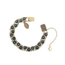 Michal Negrin Vintage Floral Bracelets