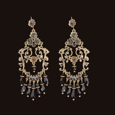 Michal Negrin Long Earrings