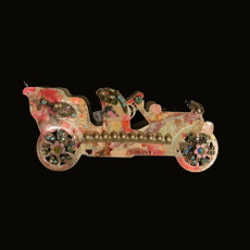 Michal Negrin  Victorian Car 3D Ornament