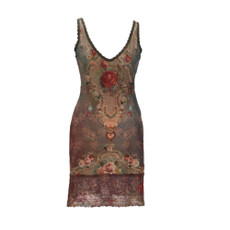 Michal Negrin Chandelier Tunic