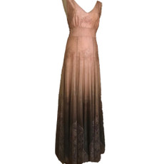 Michal Negrin One of a  Kind Maxi Dress
