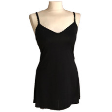 Michal Negrin Black Tank Tops