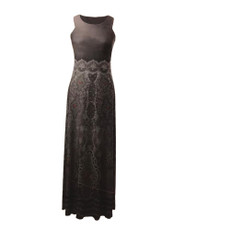 Michal Negrin Madona Crystals Dress