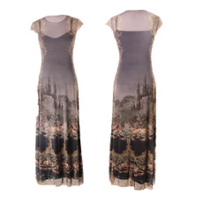 Michal Negrin Edith Maxi Dress