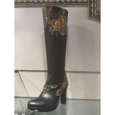 Michal Negrin Flower Boot Necklace