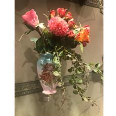 Michal Negrin Belle Flowers Porcelain Vase