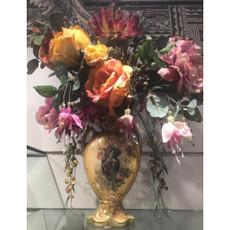 Michal Negrin Bela Flower Arrangement Bouguet Vase