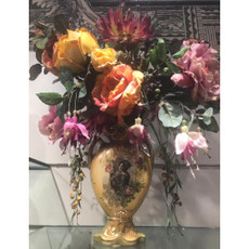 Michal Negrin Bela Flower Arrangement Bouguet Vase