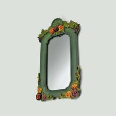 Michal Negrin Flower Mirror Decor