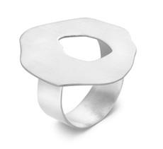 Joidart Pozza Silver Ring Size 6