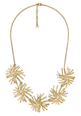 Joidart Figura 5 Piece Gold Necklace