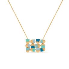 Joidart Moitie Aribau Large Gold Pendant