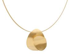 Joidart Magnolia Small Gold Choker