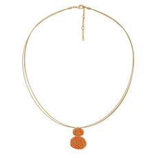 Joidart Estiu Small Choker Red Gold