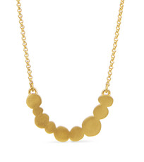 Joidart Pebbles Small Gold Necklace