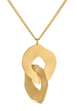 Joidart Pozza Long Gold Pendant