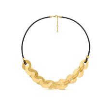 Joidart Pozza Large Gold Necklace