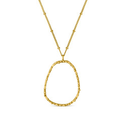 Joidart Constellation Short Gold Pendant