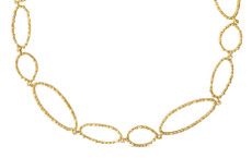 Joidart Constellation Large Gold Necklace