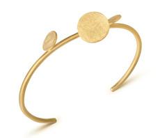 Joidart Flower Bloom Gold Bracelet
