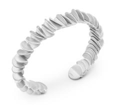Joidart Plecs Silver Bracelet