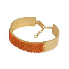 Joidart Estiu Red Gold Bracelet