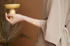 Joidart Soleil Gold Bracelet