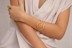 Joidart Meandres Gold Bracelet