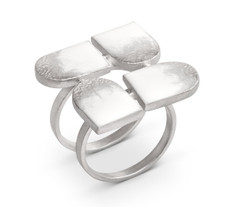 Joidart Moitie Ring White