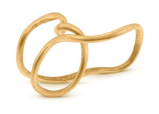 Joidart Tramuntana Double Gold Ring